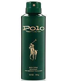 Polo Classic Body Spray, 6 oz.
