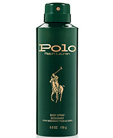 Ralph Lauren Polo Classic Body Spray, 6 oz.