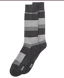 Bar III Men's Chunky Stripes Socks, Created for Macy's