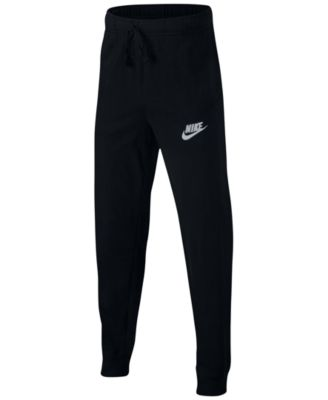 Image of Nike Cotton Jogger Pants, Big Boys