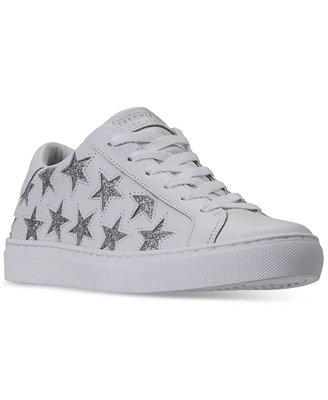Women's Side Street   Star Side Casual Sneakers From Finish Line by Skechers