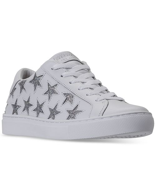 a1ca850290fb1 Skechers Women's Side Street - Star Side Casual Sneakers from Finish ...