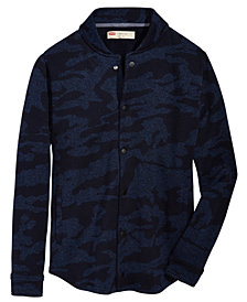 Levi's® Men's Camo Knit Shirt