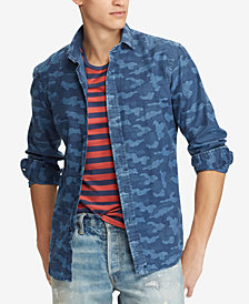 Polo Ralph Lauren Men's Classic Fit Chambray Shirt