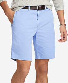 "Polo Ralph Lauren Men's Big & Tall Stretch Classic-Fit 9-1/2"" Shorts"