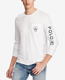 Polo Ralph Lauren Men's Big & Tall Classic-Fit T-Shirt