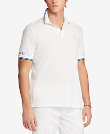 Polo Ralph Lauren Men's Big & Tall Classic-Fit Mesh Polo Shirt
