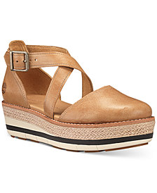 Timberland Women's Emerson Platform Sandals