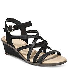 Dr. Scholl's Gemini Wedge Sandals