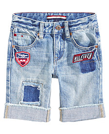 Tommy Hilfiger Daytona Denim Shorts, Little Boys