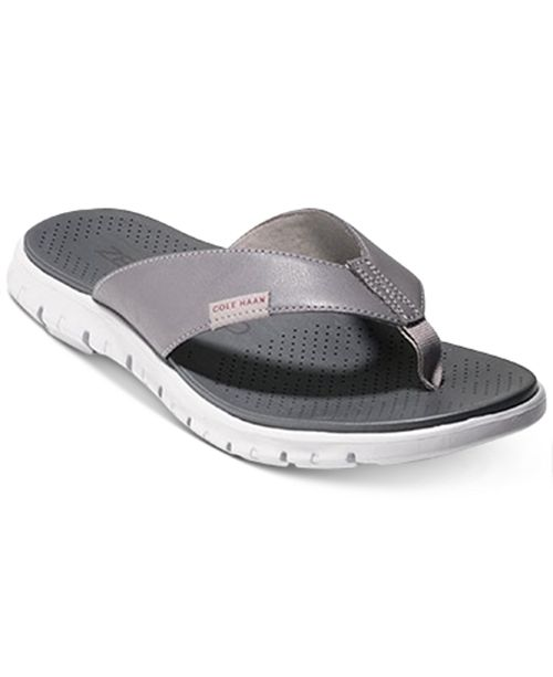 2ef7ced946d7 Cole Haan Men s ZeroGrand Thong Sandals   Reviews - All Men s ...
