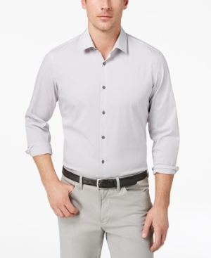 Men's Stretch Modern Stripe Shirt