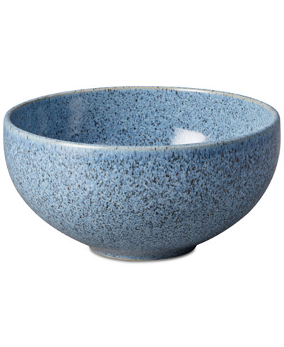 Denby Studio Craft Blue Flint Large/Ramen Noodle Bowl