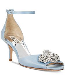 Badgley Mischka Halsey Evening Sandals