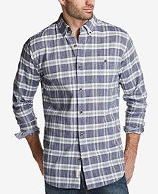 Weatherproof Vintage Men's Plaid Shirt