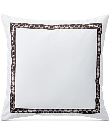 "Lauren Ralph Lauren Dorian 18"" Square Decorative Pillow"