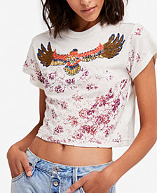 Free People Navigator Cropped T-Shirt
