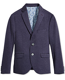 Lauren Ralph Lauren Double-Face Knit Sport Coat, Big Boys