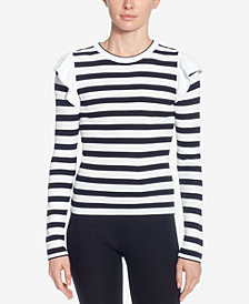 Catherine Catherine Malandrino Karina Striped Sweater