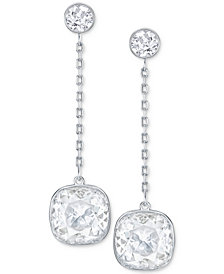 Swarovski Crystal Chain Earring Jackets