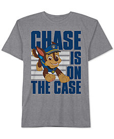 Nickelodeon's® Paw Patrol Graphic-Print Cotton T-Shirt, Toddler Boys