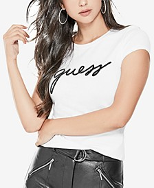 Studded Logo T-Shirt