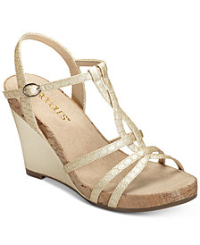 Aerosoles Plush Song Wedge Sandals