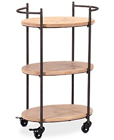 Radden Bar Cart, Quick Ship