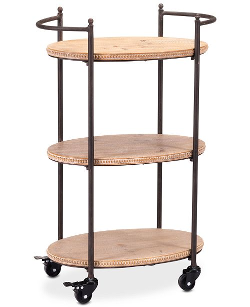 Zuo Radden Bar Cart