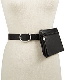 INC Tassel Plus-Size Fanny Pack, Created for Macy's