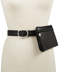 I.N.C. Tassel Plus-Size Fanny Pack, Created for Macy's