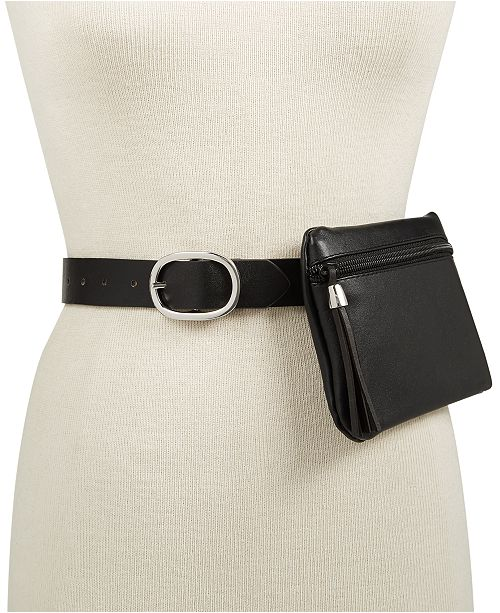 INC International Concepts INC Tassel Plus-Size Fanny Pack, Created for Macy's