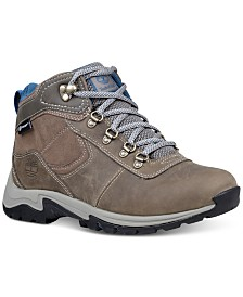 Timberland Women's Mt. Maddsen Waterproof Boots