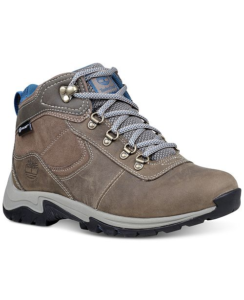 Timberland Women's Mt. Maddsen Waterproof Boots