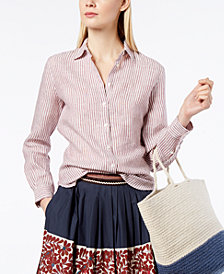 Weekend Max Mara Palmi Linen Shirt