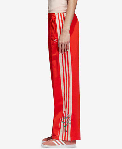 adidas Originals Embroidered Track Pants