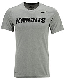 Nike Men's University of Central Florida Knights Dri-Fit Legend Wordmark T-Shirt