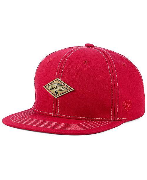 Top of the World Oklahoma Sooners Diamonds Snapback Cap