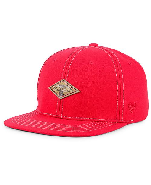 buy popular 635ab 064d2 ... Top of the World North Carolina State Wolfpack Diamonds Snapback Cap ...