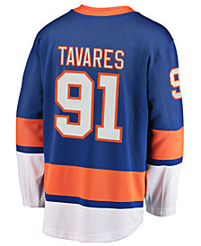 Fanatics Men's John Tavares New York Islanders Breakaway Player Jersey