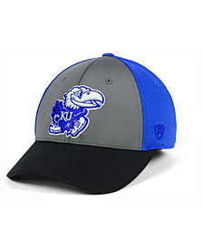 Top of the World Kansas Jayhawks Division Stretch Cap