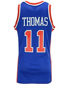 Mitchell & Ness Men's Isiah Thomas Detroit Pistons Hardwood Classic Swingman Jersey