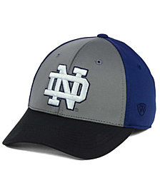 online retailer dbfd5 b03ec Top of the World Notre Dame Fighting Irish Division Stretch Cap
