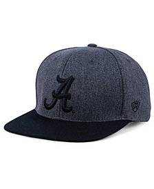 Top of the World Alabama Crimson Tide Dim Snapback Cap