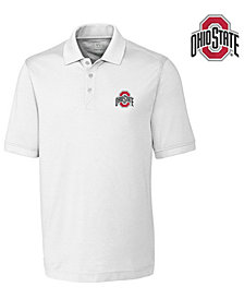 Cutter & Buck Men's Ohio State Buckeyes Advantage Polo