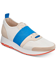 DKNY Astor Slip-On Wedge Sneakers, Created for Macy's