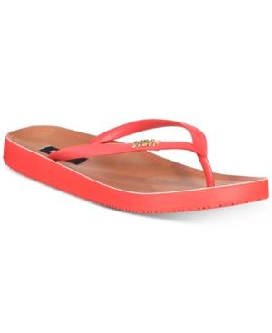 Dkny Madi Flip-Flops,...