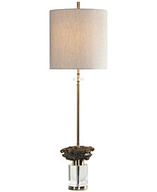 Uttermost Kiota Wasp's Nest Table Lamp