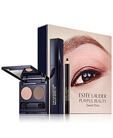 Estée Lauder 3-Pc. Playful Beauty Sweet Pinks Eye Set