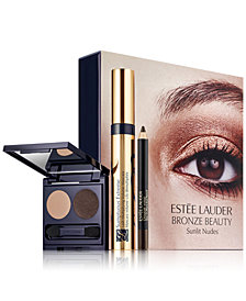 Estée Lauder 3-Pc. Bronze Beauty Sunlit Nudes Eye Set